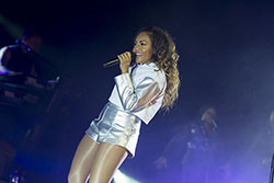 Jessica Mauboy in Concert